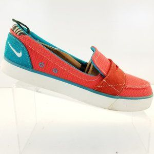 Nike Balsa Canvas Slip On Casual Loafer's 386616-6